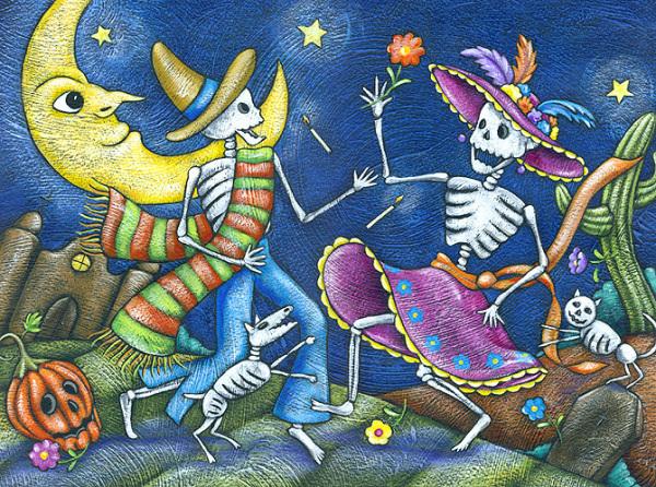 El Día De Muertos En México 2 De Noviembre Blogodisea