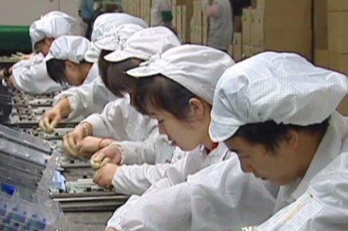 Fe en el capitalismo de Estado. 100 Aniversario del  PC Chino. [HistoriaContemporánea] Fabricas-china-trabajadores-chinos-11