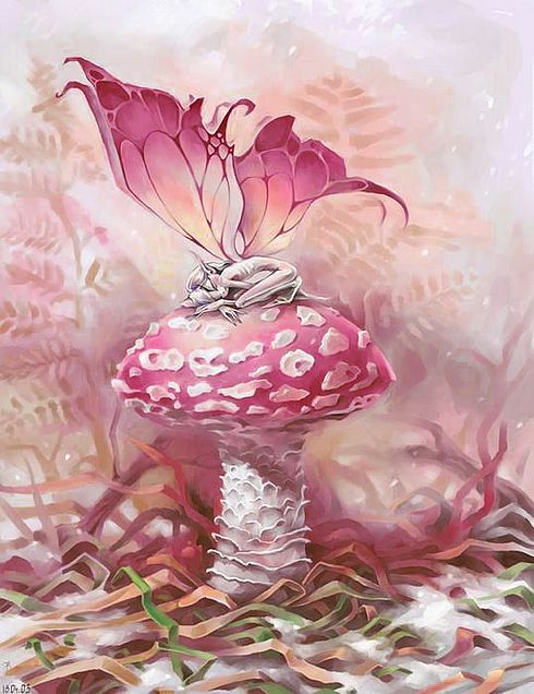 ilustraciones imagenes pin up femeninas misticas fantasia