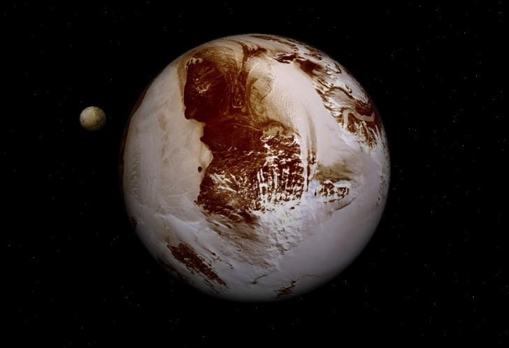 pluton planeta caronte
