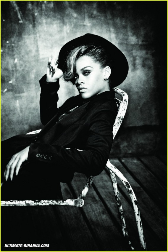 rihanna talk that talk art promo