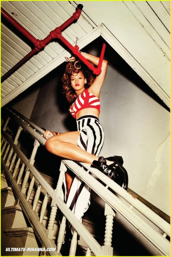 rihanna talk that talk photos