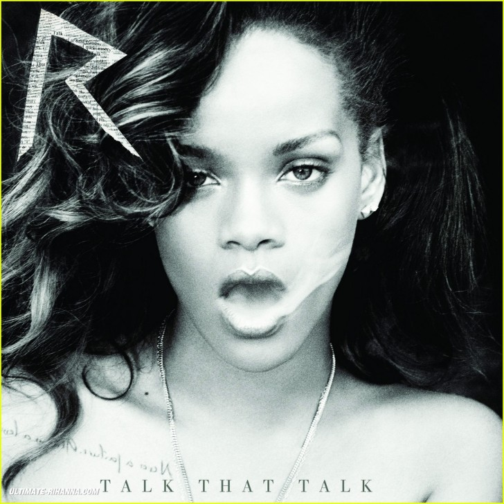 rihanna talk that talk we found love