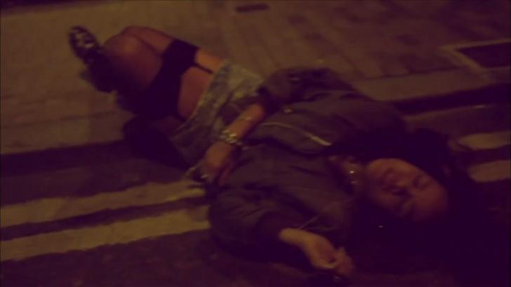rihanna we found love video