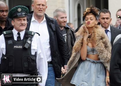 rihanna we found love video making 26