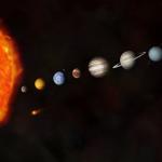Records y datos de los planetas del Sistema Solar