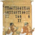 La escuela en el Antiguo Egipto