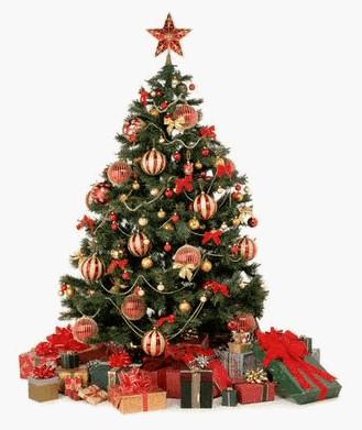 arbol navidad christmas tree