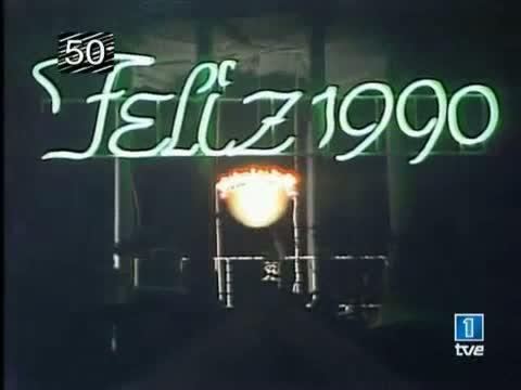 campanadas fin ano marisa naranjo 1989 1990