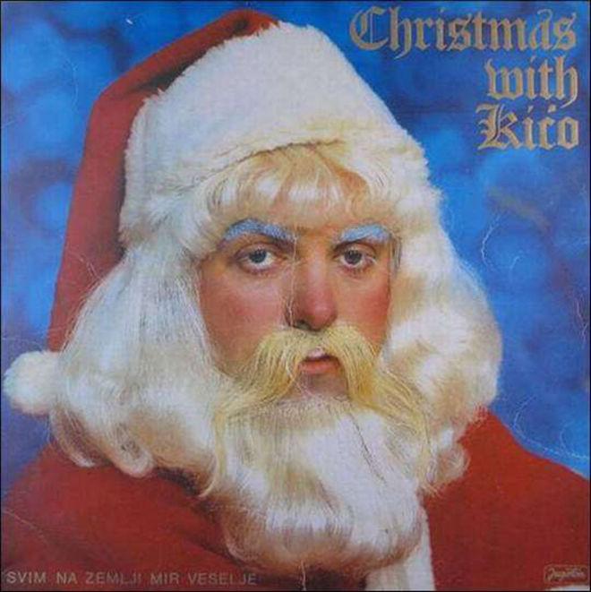 caratulas discos navidad humor Kico