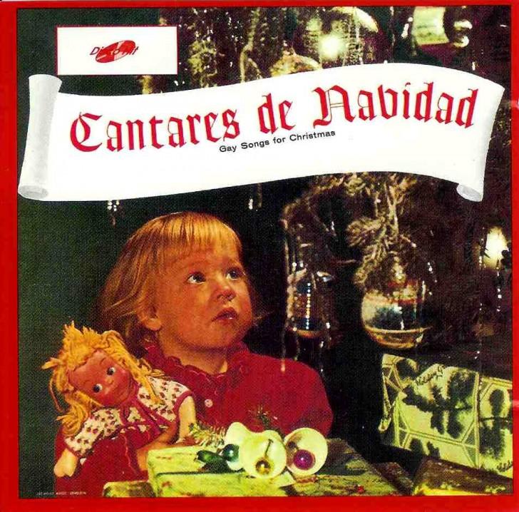 caratulas discos navidad humor cantares navidad gay