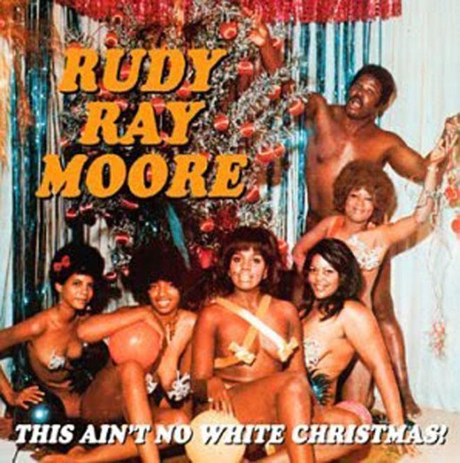 caratulas discos navidad humor rudy ray moore