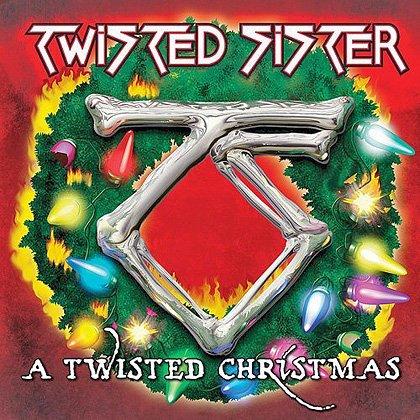 discos navidad portadas Twisted Sister