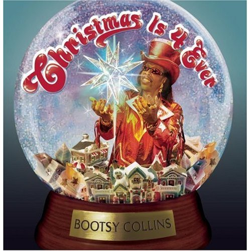 discos navidad portadas christmas bootsy collins