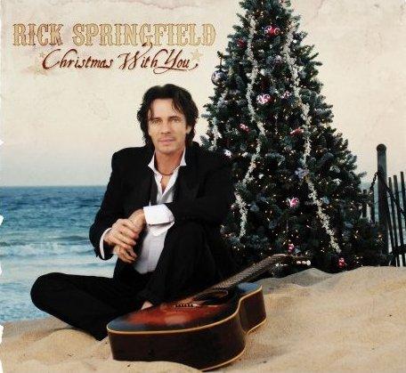 discos navidad portadas christmas rick springfield