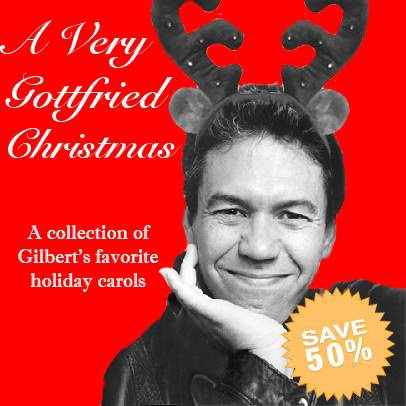 discos navidad portadas gottfried gilbert