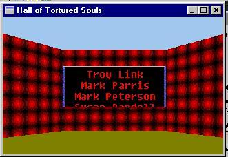 excel 95 hall of tortured souls