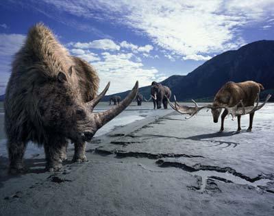 glaciacion dinosaurios