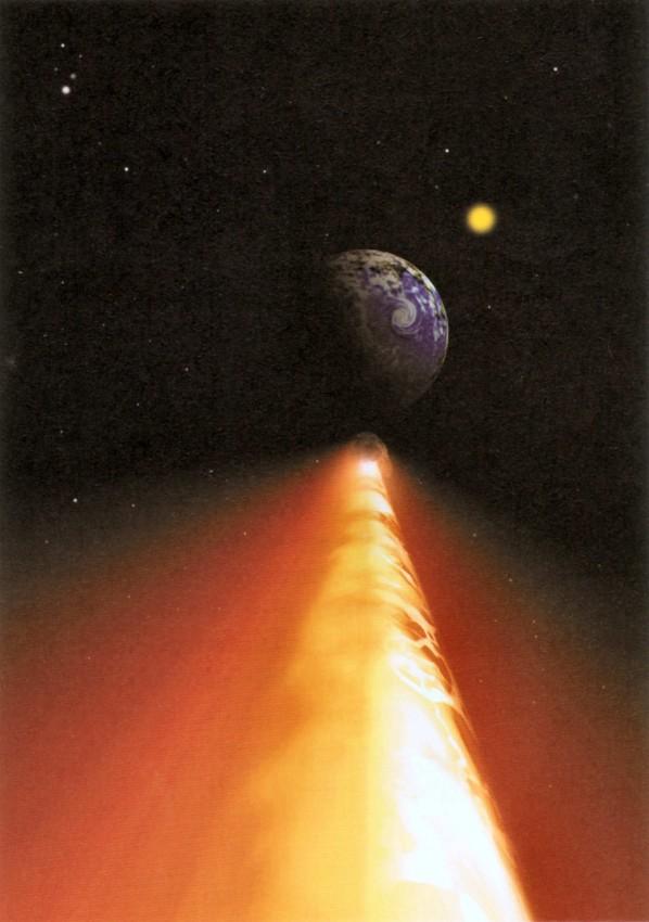 impacto asteoride meteorito tierra
