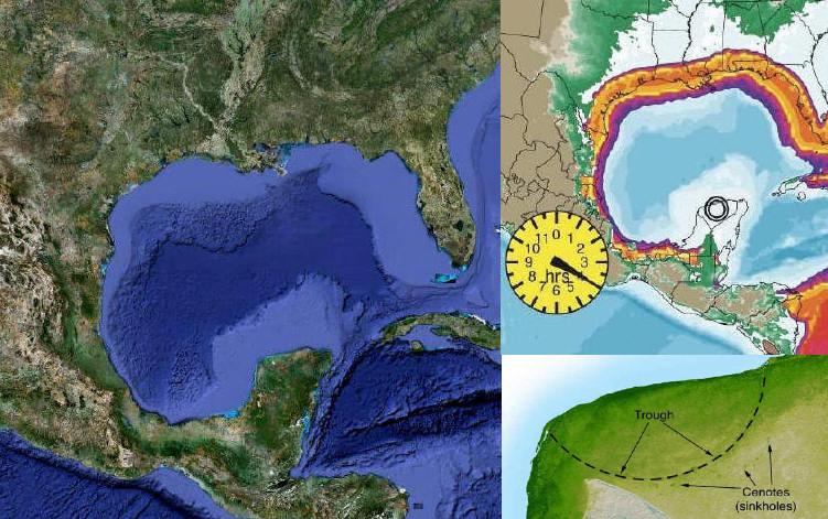 impacto meteorito asteroide Chicxulub yucatan