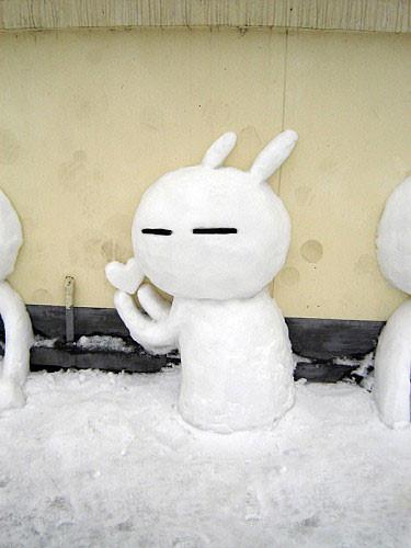 muneco nieve 11