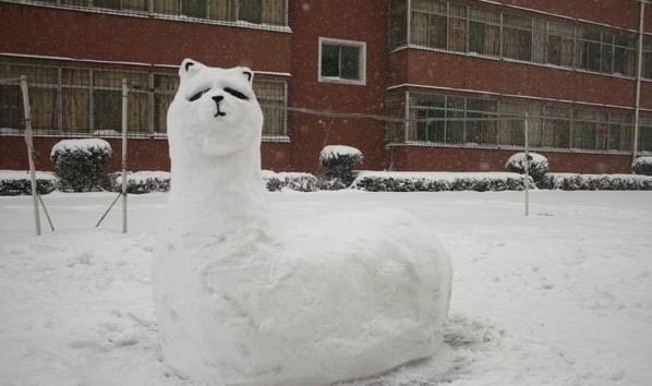 muneco nieve alpaca llama