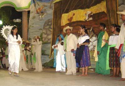 pastorelas teatro funcion navidad
