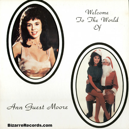 portadas discos navidad Ann Guest