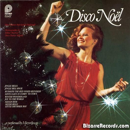 portadas discos navidad Disco Noel