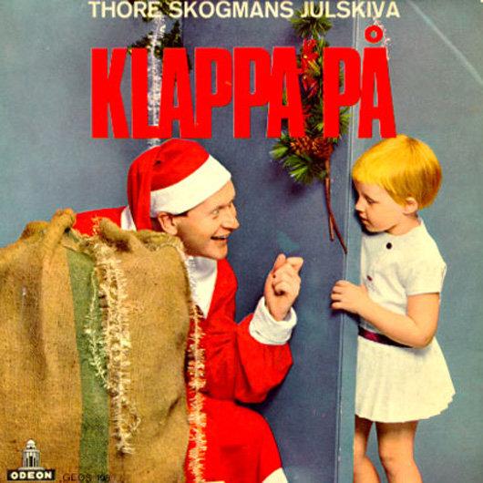 portadas discos navidad Thore Skogmans klappa pa