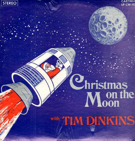 portadas discos navidad Tim Dinkins