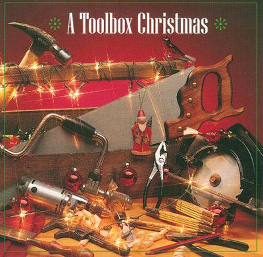 portadas discos navidad Woody Phillips toolbox