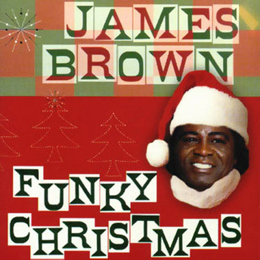 portadas discos navidad james brown funky christmas