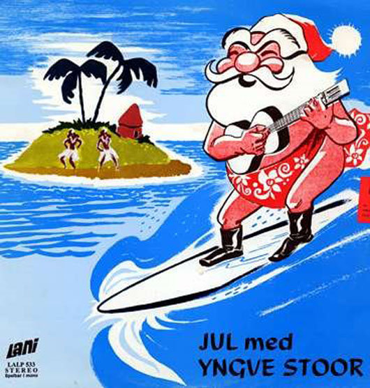 portadas discos navidad jul med yngve stoor