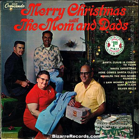 portadas discos navidad mama padres mom dads