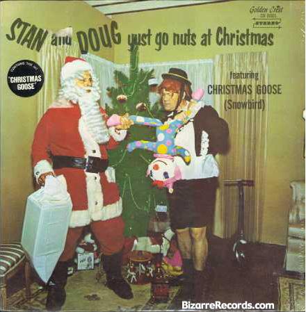 portadas discos navidad stan doug nuts