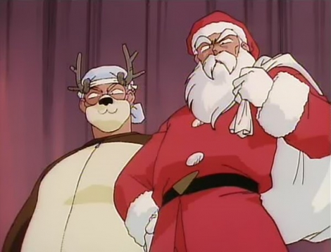 ranma anime christmas navidades movidas tendo gemma