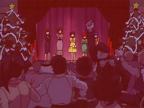 ranma anime navidad christmas 2