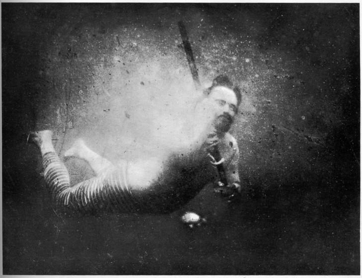 Louis Boutan fotografia acuatica submarina
