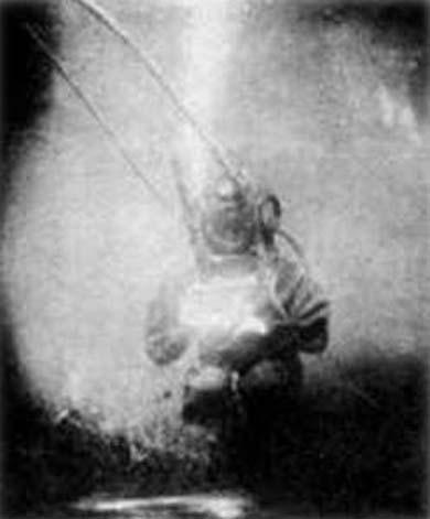 Louis Boutan primera fotografia mar debajo agua