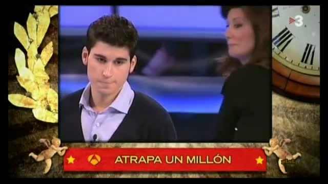 atrapa un millon remedios cervantes 5000 euros