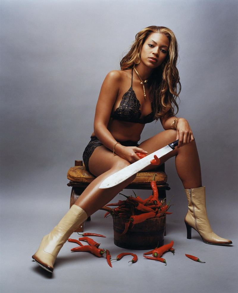 beyonce knowles hermosa