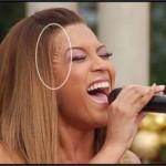 Famosos y famosas al descubierto: Beyoncé Knowles