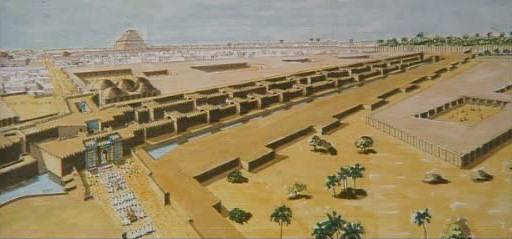 jardines colgantes babilonia maravillas 7 siete 02