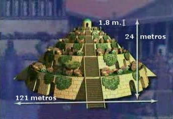 jardines colgantes babilonia maravillas 7 siete 07
