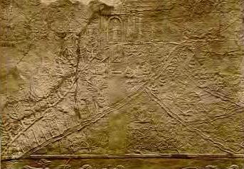 jardines colgantes babilonia maravillas 7 siete 14