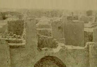 jardines colgantes babilonia maravillas 7 siete 17