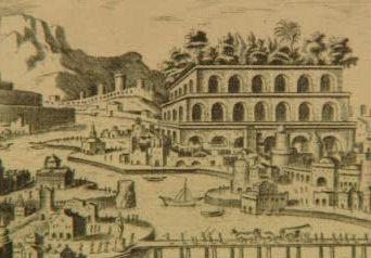 jardines colgantes babilonia maravillas 7 siete 21