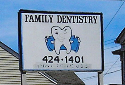 logo error fail dentista familiar