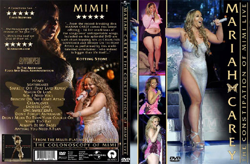 mariah carey gorda fat dvd